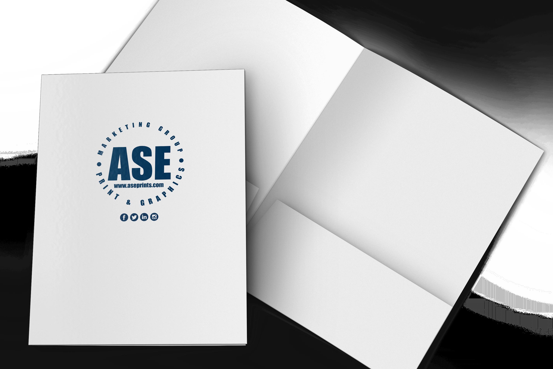 9 x 12 Economy Folders