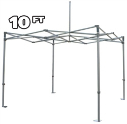 10' EVENT TENT FRAME ONLY