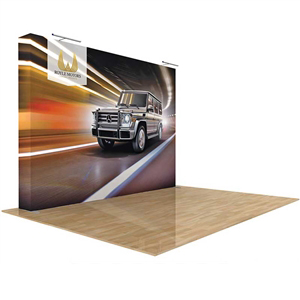 10' Tension Fabric Display