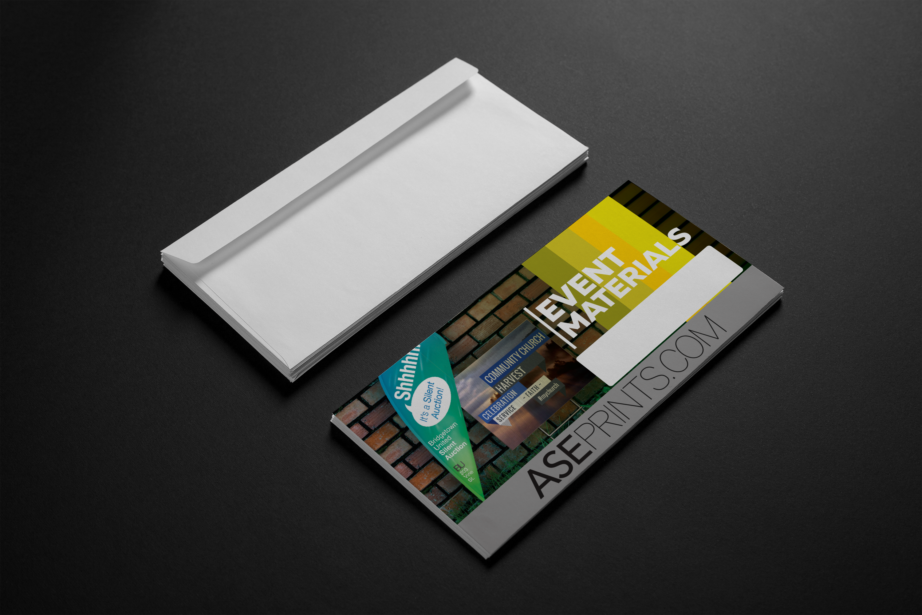 vellum business card