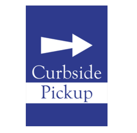 CURBSIDE PICKUP ONLY 24 X 36