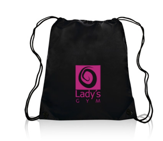 Polyester Drawstring Backpack 14