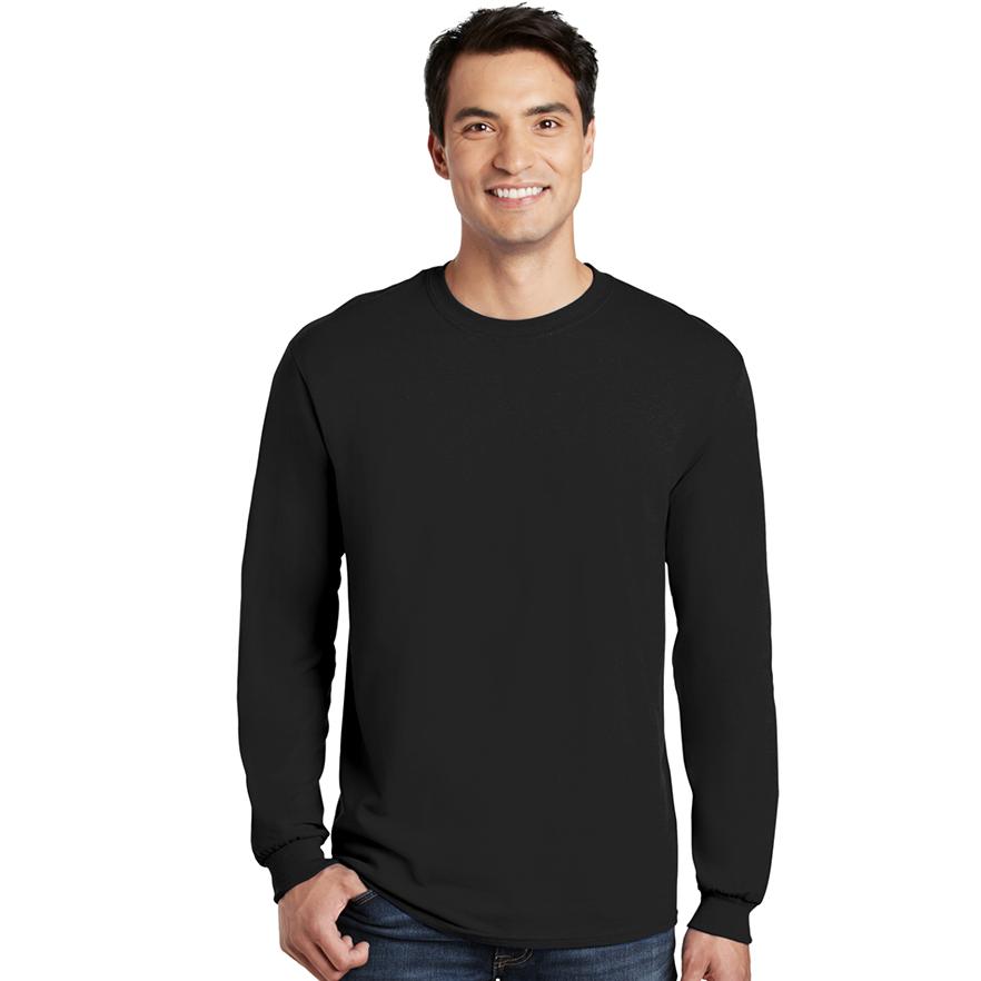 Economy Gildan - Heavy Cotton Long Sleeve T-Shirt - 5400