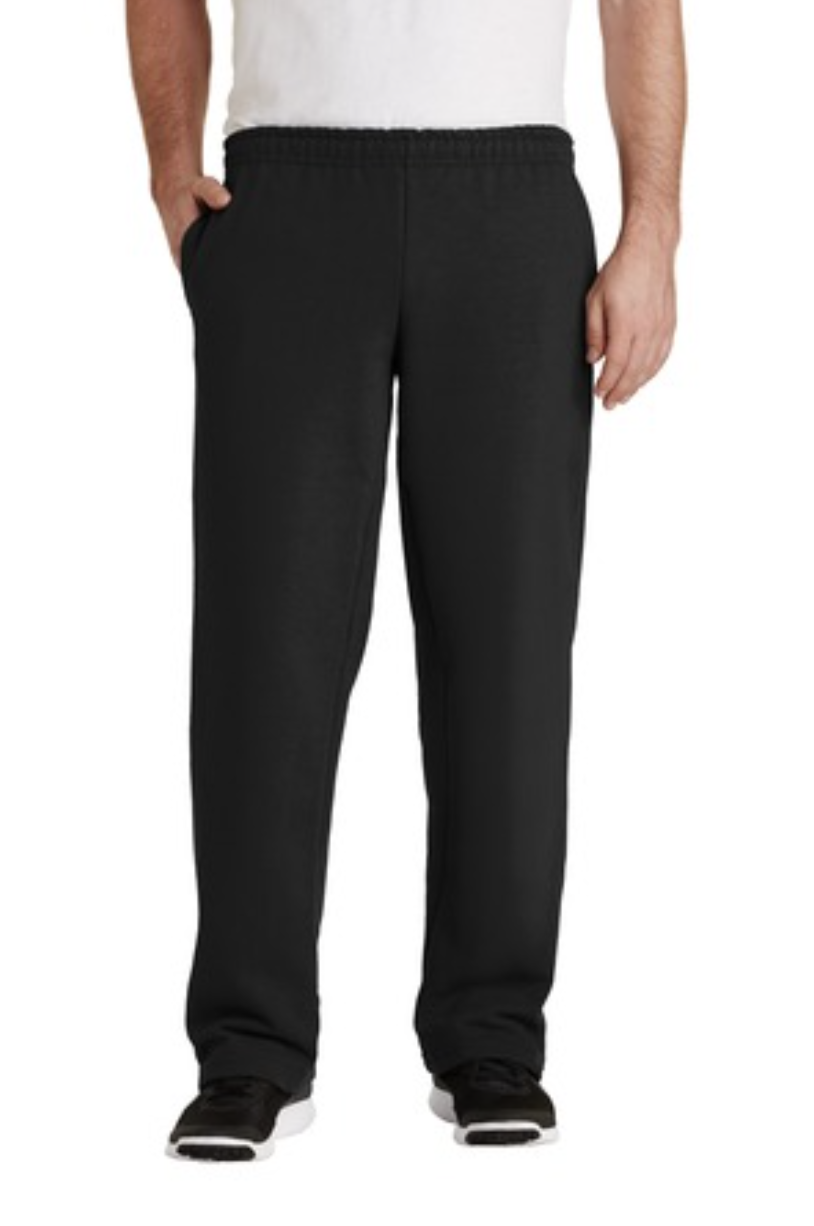 Gildan® - DryBlend® Open Bottom Sweatpant. 12300
