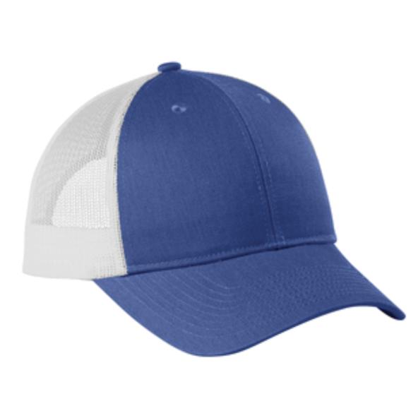 104C TRUCKER MESH HAT - Embroidered