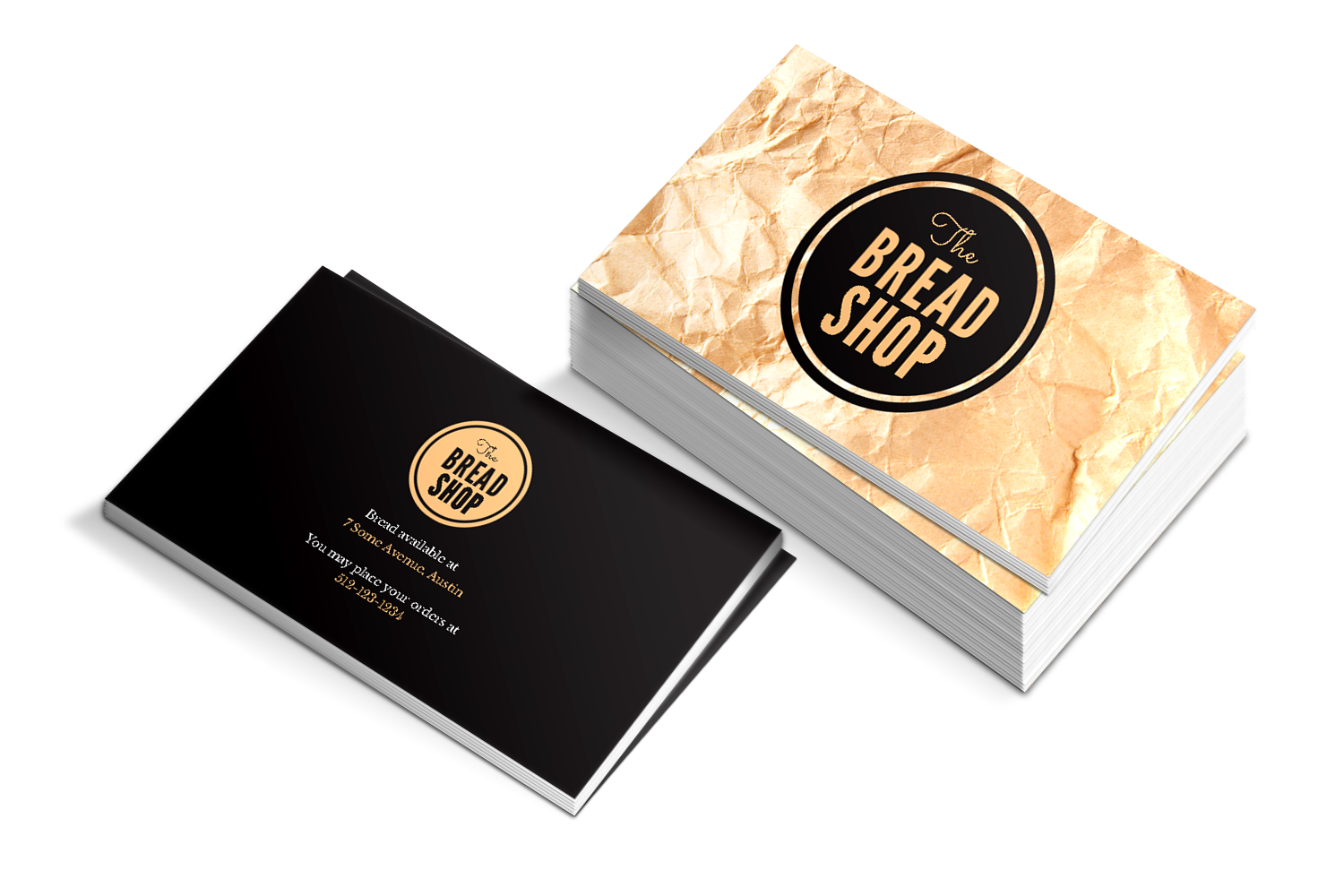 Premium Quality Business Cards