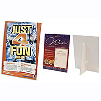 Counter Card Displays